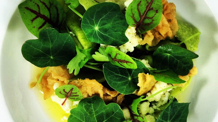 KARE in the Kitchen: Chef DeCamp's Sweet Pea Tortelli