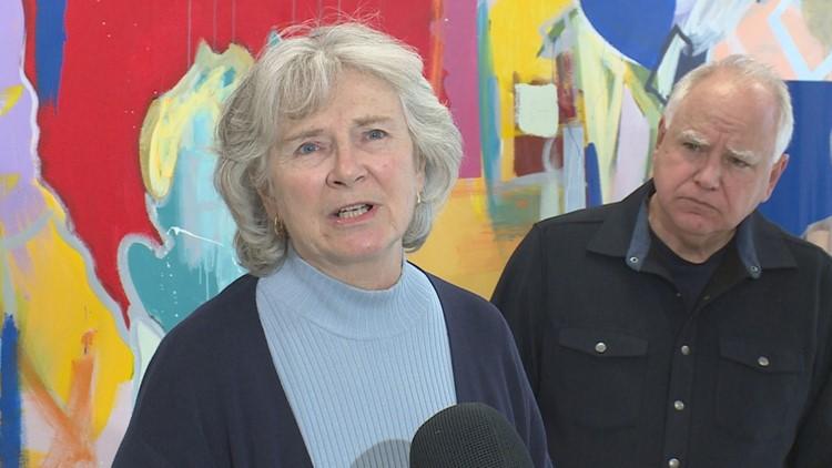 Gov. Walz defends his health commissioner