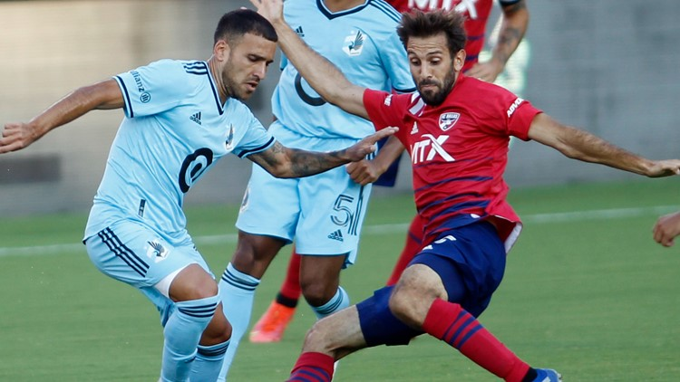Minnesota United strikes early in 2-0 win over Austin FC