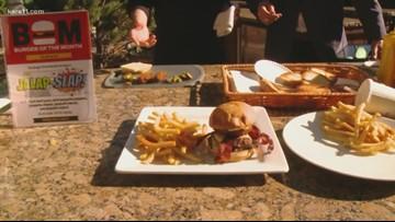 RECIPE: The Jalap-Slap! from My Burger