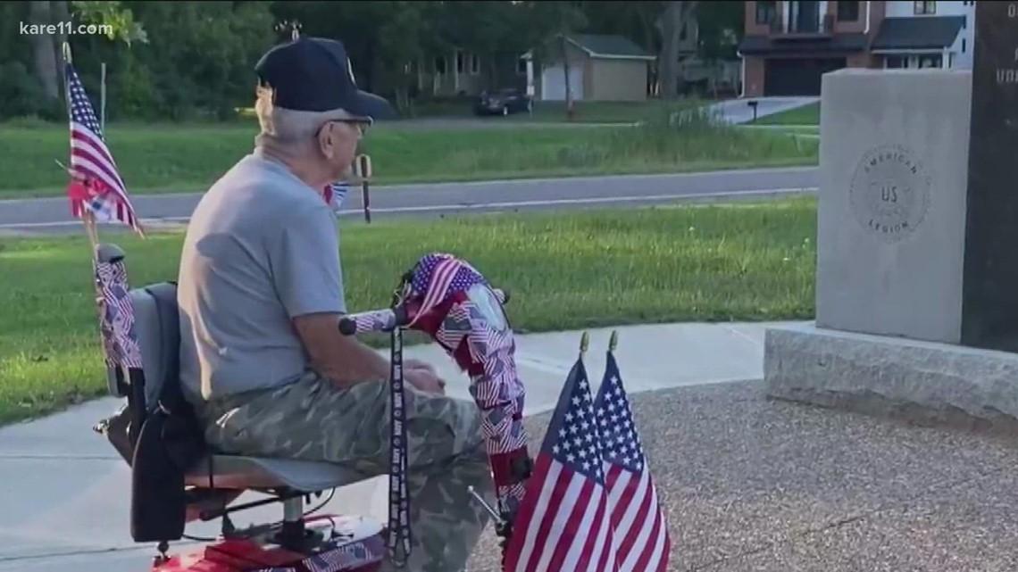 Viral TikTok video helping Minnesota veteran