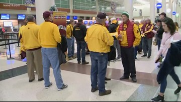 Gophers fans travel to Detroit for Quick Lane Bowl