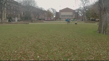 U of M students prepare to welcome GameDay to campus