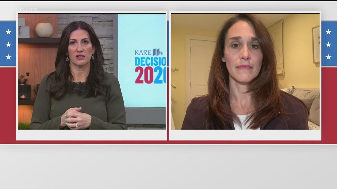 NBC News election analyst Rachael Cobb looks at presidential race