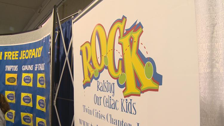 Health Fair 11 at the Fair: Twin Cities 'Raising Our Celiac Kids'