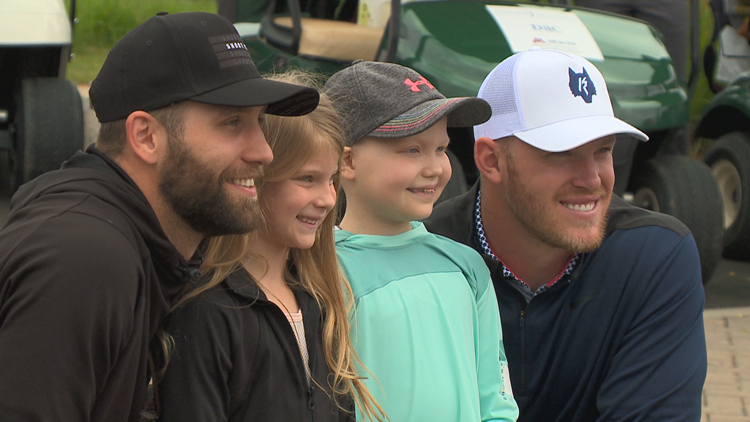 Rudolph and Zucker host Champions for Children Celebrity Golf Classic
