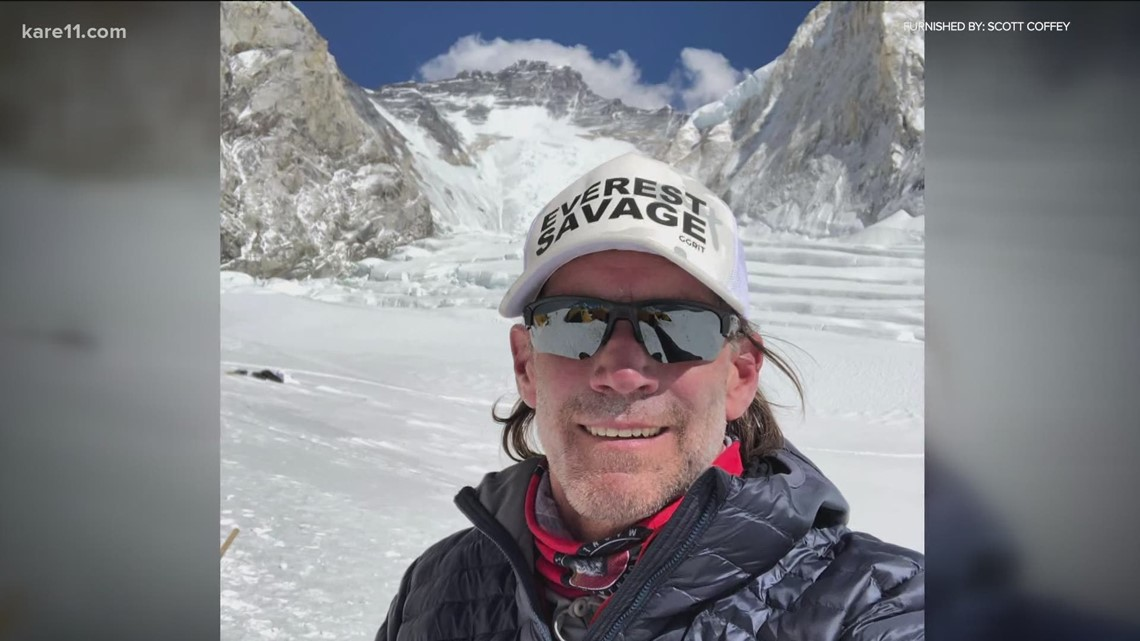 Minneapolis firefighter forced to cancel Mount Everest summit