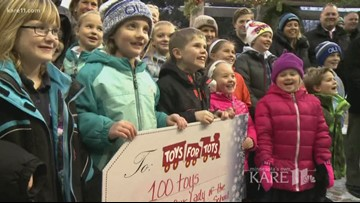 Toys for Tots 12-12-2017 4 p.m.