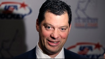 Wild name Bill Guerin as new General Manager