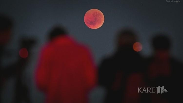 When to watch Sunday night's Super Blood Wolf Moon Eclipse