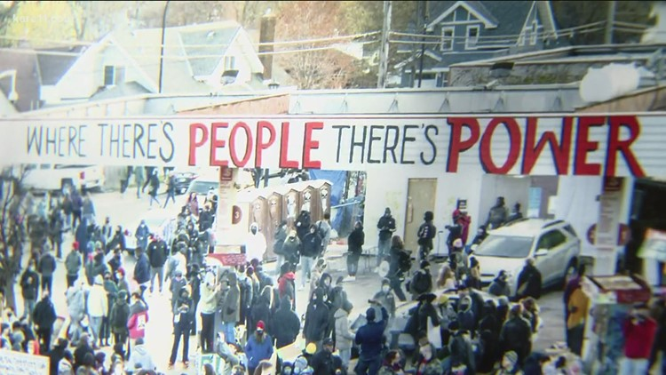 Remembering George Floyd one year later: Pushing for racial justice