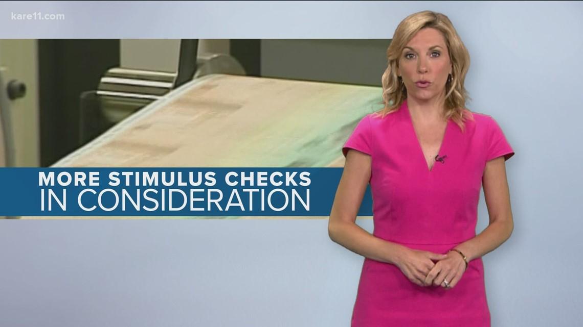 Take KARE of your Money headlines: Stimulus, Apple, Chipotle, Target