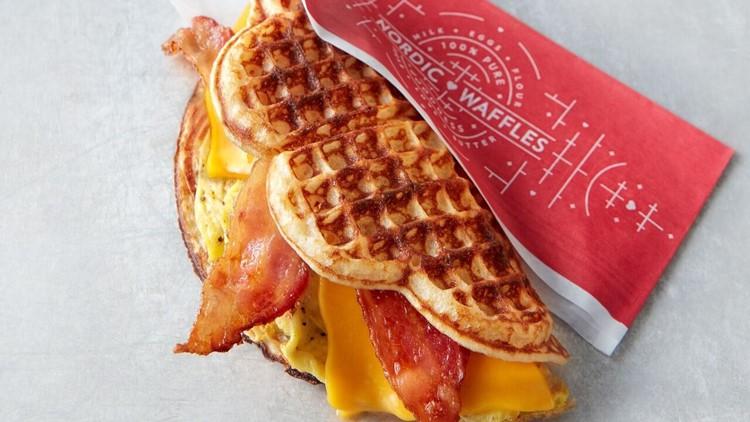 Nordic Waffle wraps