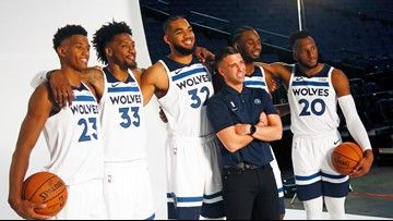 Timberwolves ready for 2019-20 season