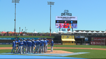 St. Paul Saints host first open workout of the season