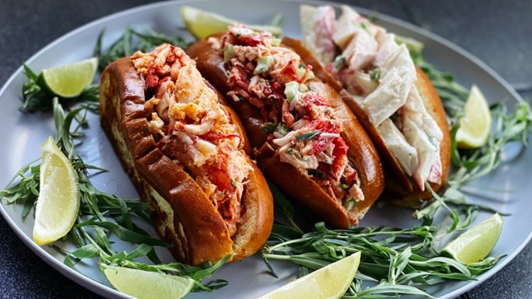 KARE in the Kitchen: Coastal Seafoods' Lobster Rolls