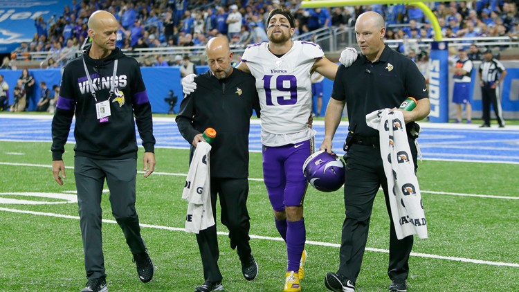 Players' bodies, training staffs challenged by Thursday Night Football