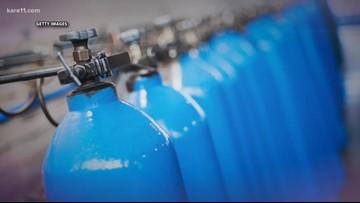 Helium shortage could impact hospital equipment