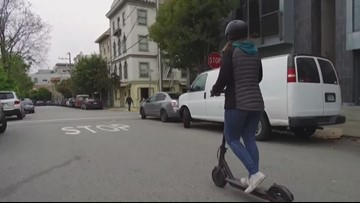 Emergency rooms see rise in scooter accidents