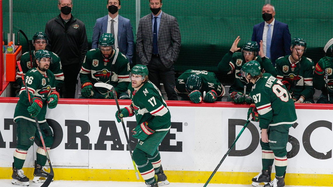 Wild need power play to come alive to avoid elimination