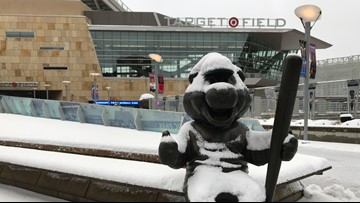 Friday Twins game postponed until May