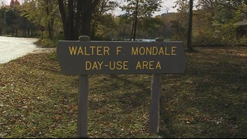 Mondale honored for conservation legacy