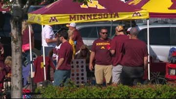 Ticket revenue dropped in 2017 for Gophers