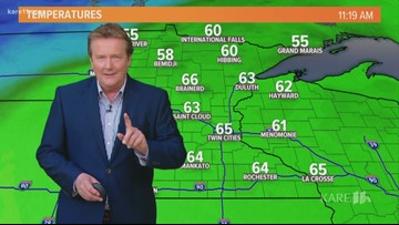 Midday weather 10-9-2019