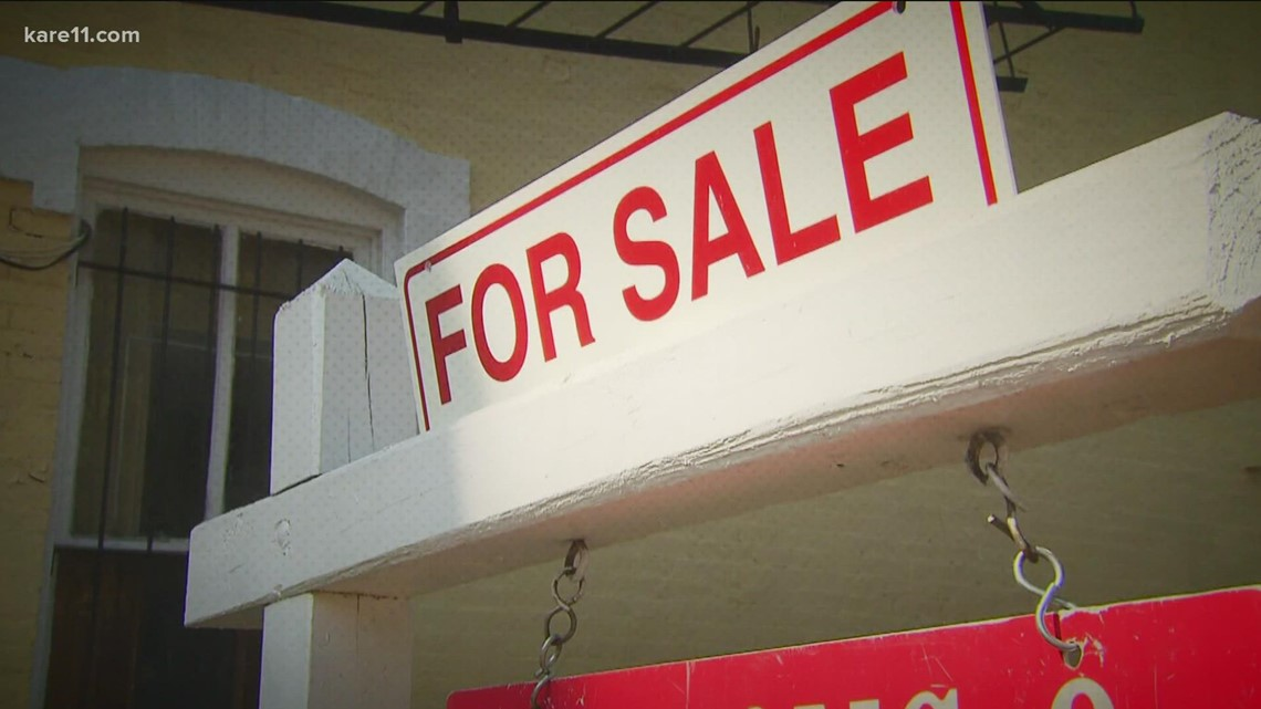 Experts say Twin Cities housing market settling into seasonal dip