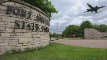 Flood damage closes Fort Snelling State Park until July