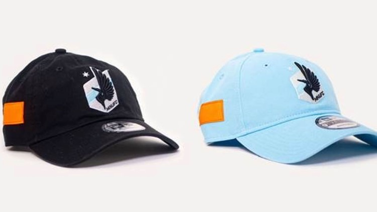 Local company teams up with MNUFC to debut a new hat design