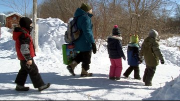 New push to get for children outdoors