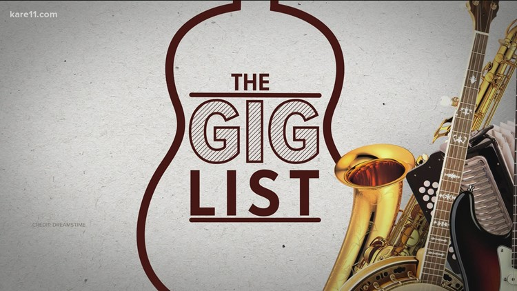 Feeling festival vibes? Check one out locally with this week's 'Gig List'