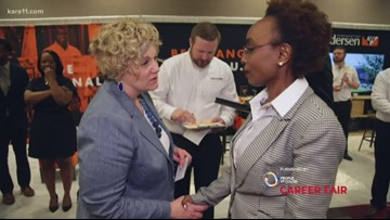 """""""People of Color Career Fair"""" to seek talented professionals in the Twin Cities"""