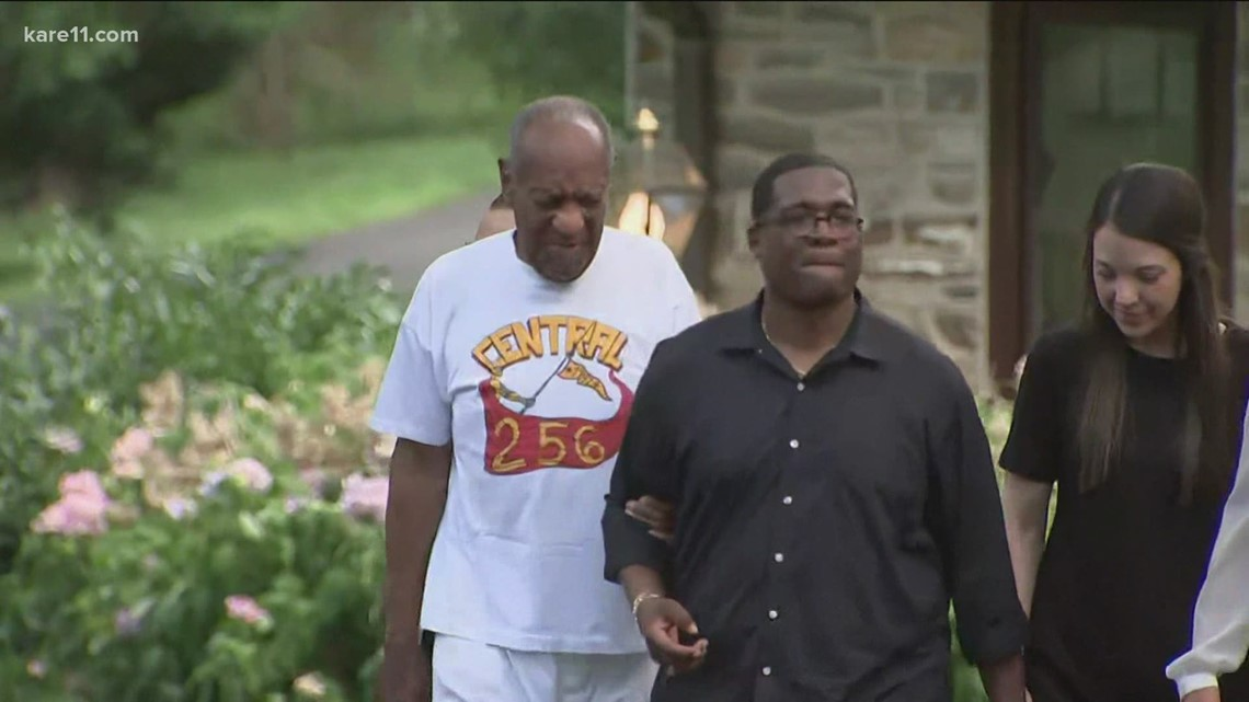 Pennsylvania Supreme Court overturns ruling in Cosby case