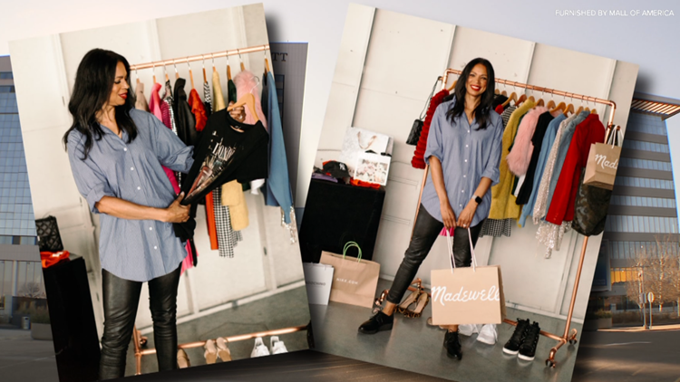 Looking for a personal stylist that's not an app?  There's a person for that.
