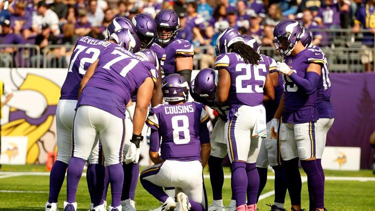 Vikings keys to the game: Week 6 vs. Carolina