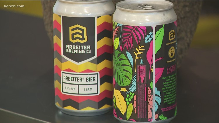 Should you be able to buy a 12-ounce to-go can at a brewery? Groups are pushing to let it happen