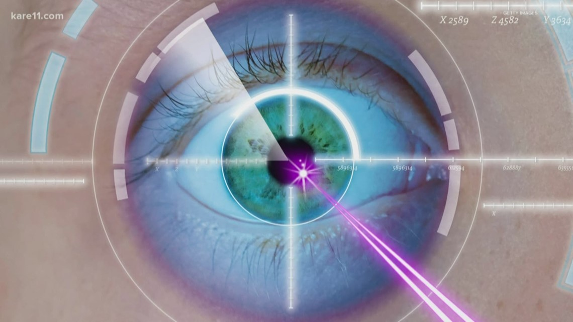 Real Men Wear Gowns: Treating cataracts