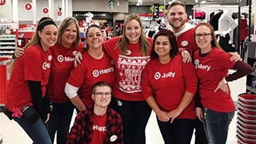 Target gives employee blue jeans the green light