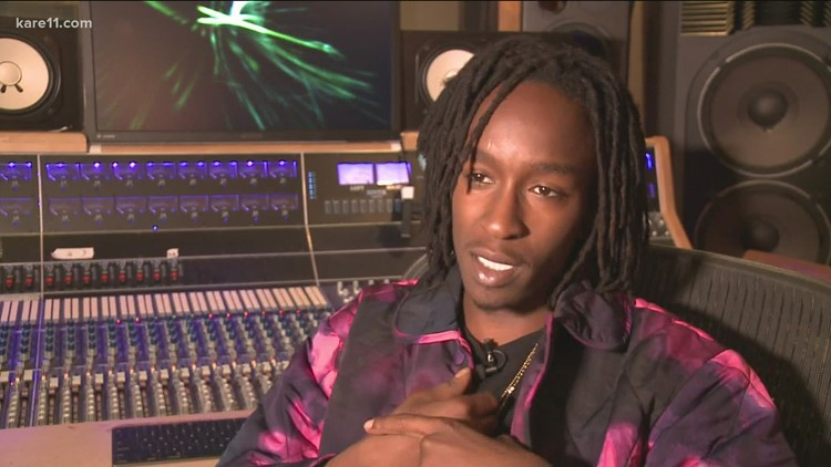 From Kenya to Kanye West, KayCyy's unique journey has Minnesota roots
