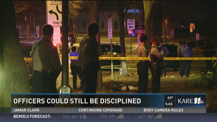 What's next for the officers in Jamar Clark shooting?