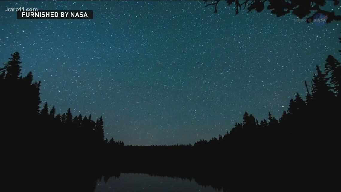 WeatherMinds: Meteor showers