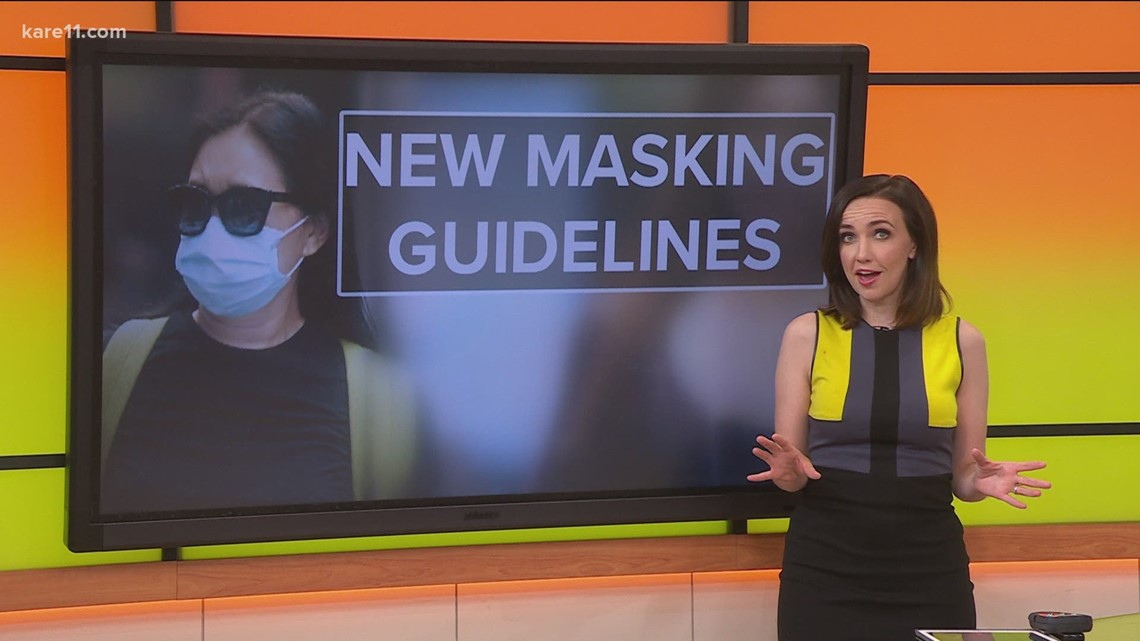 CDC reverses course on masking guidelines
