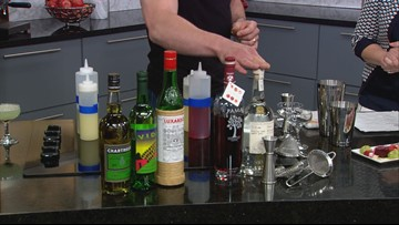 Summer cocktails from Mill Valley Kitchen