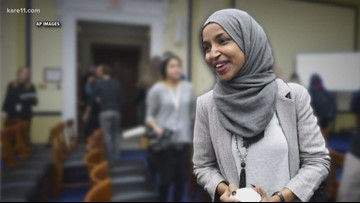 Turbulent week for Congresswoman Ilhan Omar