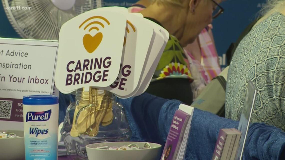 CaringBridge at Healthfair 11 is helping spread hope online