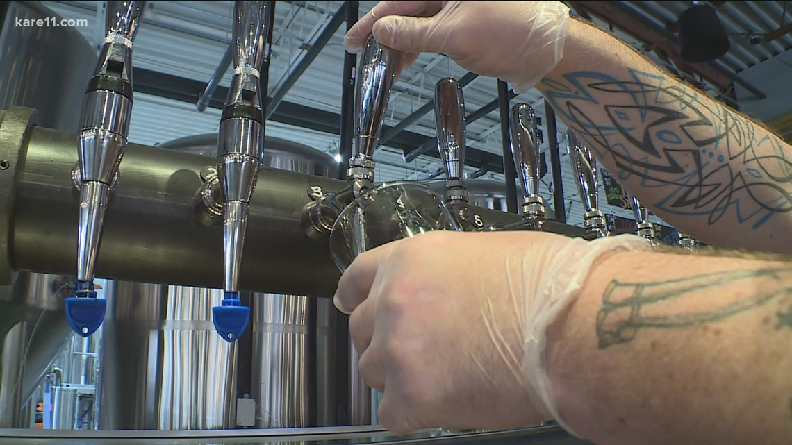 Free beer for a shot: Gov. Walz pushes vaccine incentives
