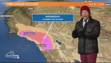 WeatherMinds: Santa Ana winds