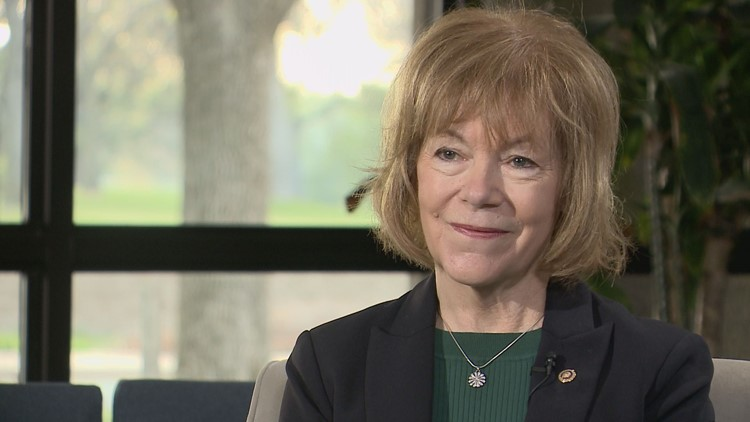 Senator Tina Smith shares her journey with depression